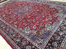 A MAGICAL OLD HANDMADE TRADITIONAL ORIENTAL EXTRA L CARPET (520 x 325 cm)