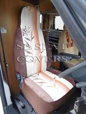 Fiat Ducato 2014 Wohnmobil Sitzbezüge MH 511 Bertha Ahorn Blatt 2 Vorne