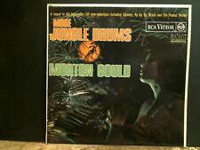 MORTON GOULD  More Jungle Drums  L.P.   Afro Jazz  Beats    Lovely copy !!
