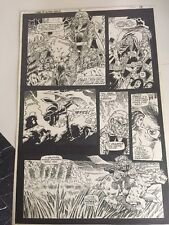 Lords of the Ultra-Realm . Special #1 Page 19 Original Comic Art