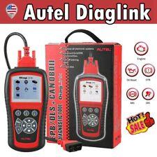 ABS SRS Automotive OBD2 EOBD Scan Tool OBDII Code Reader Diagnostic Scanner Tool