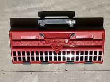 Disney Cars 2 Aufbewahrung Koffer / Modell Koffer + Transport Box = NEU & RaR