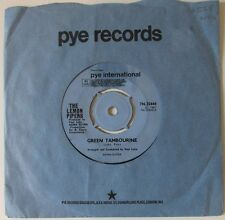 """Lemon Pipers-Green Tambourine-7N.25444-Vinyl-7""""-Single-Record-45-Psychedelic"""