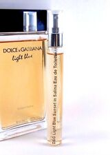Dolce & Gabbana Light Blue Sunset in Salina Eau de Toilette 10ml Travel Sample