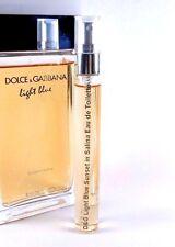 Dolce & Gabbana Light Blue Sunset in Salina Eau de Toilette 10ml Travel Sample