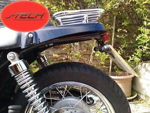 * Triumph Bonneville Tail Tidy. PLUG & PLAY.  T100 / Thruxton / SE *   Quality