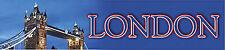 "Reminisce LONDON 2"" x 10"" TITLE STICKER scrapbooking #2"