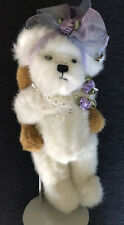 """New listing Annette Funicello Collectable Bear """"Piggy Bear Ride�"""