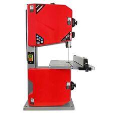 CROSSFER Holz Bandsäge BS255 für Holzfeinschnitt Modellbausäge Holzbandsäge 500W