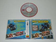 VARIOUS/HEY TRUCKER/DEUTSCHE COUNTRY UND TRUCKER  SONGS(KOCH 399 866) CD ALBUM