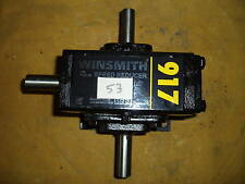 Winsmith Industrial speed Reducer D90 917CT TYPE-SE