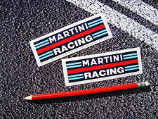 MARTINI Racing Stripe Stickers Decals lemans F1 Supercup GT3 RS 911 Carrera