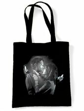 BANKSY MOBILE LOVERS TOTE  SHOULDER BAG - Phone Cellphone