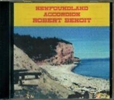 Robert Benoit - Newfoundland Accordion  RARE Original Canadian CD (Brand New!)