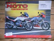 REVUE TECHNIQUE MOTO YAMAHA 750 / 900 XJ
