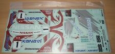 Tamiya 58330 Xanavi Nismo Z/TT01/TGSR, 9495451/19495451 Decals/Stickers, NIP