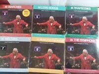 Lot of 12 Arthur Fiedler Boston Pops Orchestra - Time Life Records - Vinyl/LP