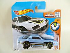 HOTWHEELS 'CAMARO Z28' BLUE. MUSCLE MANIA 6/10. SHOWDOWN. MIB/BOXED/SHORT CARD