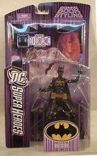 """DC Superheroes S3 Select Sculpt 6"""" Batgirl Cassandra Cain Mattel Universe (MOC)"""