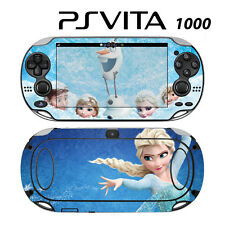 Vinyl Decal Skin Sticker for Sony PS Vita PSV 1000 Frozen 2