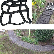New listing Garden Walk Pavement Mold Path Paving Patio Concrete Stone Road Paver Maker Diy