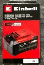Einhell 18V 5,2 Ah Power-X-Change plus LI-ION Akku Batterie