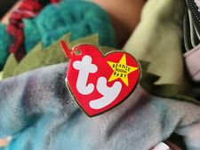 TY BEANIE BABY 1997 IGGY TIE DIE RARE AND RETIRED LAST AUTHENTIC ONE LEFT