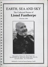 Earth, Sea and Sky. SIGNED. Collected Poems of Lionel Fanthorpe HL4.2
