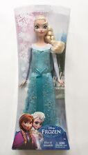 Disney Frozen Elsa Doll Beautiful Dress Sparkle 12 inch Mattel Original Elsa