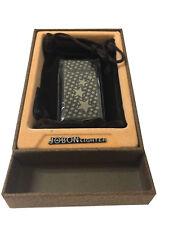 JOBON  Windproof Flameless Lighter Cigarette. Butane Refillable