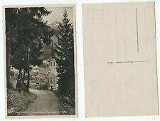 13208 - Landeck, Tirol - Blick auf Pfarrkirche - Echtfoto - alte Ansichtskarte