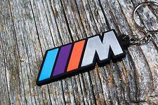 BMW M POWER Schlüsselanhänger Motorsport auto car gift Keyring M1 M3 M4 M5 M6