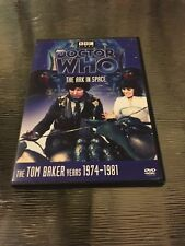 Doctor Who - The Ark in Space (DVD, 2002) - Tom Baker Years - Story No 76 - !!!