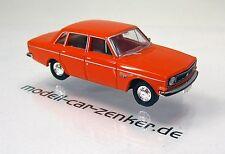 Brekina 29414 Volvo 144 Limousine orange Scale 1 87 NEU OVP