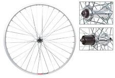 "Wheel Master TX800 26"" Alloy Mountain Bike Wheelset QR 8/10-S Silver"