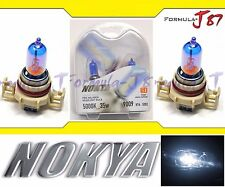 Nokya 5000K White P​S24W 5202 H16 Nok8089 35W Two Bulbs Fog Light Replacement OE