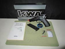 New listing NIB KWA kz.75  KZ75 Airsoft Gas Blowback GBB PISTOL ns2 / GREEN GAS / GUN / CQB