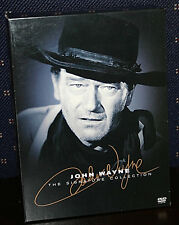 "4 JOHN WAYNE VINTAGE WESTERN MOVIES / DVD FORMAT > ""THE SIGNATURE COLLECTION"""