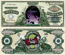 CAPRICORNE BILLET MILLION DOLLAR ! SIGNE ASTROLOGIQUE ASTROLOGIE ZODIAQUE ASTRO