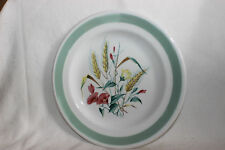 Alfred Meakin Glo White Ironstone Side Plate 16.2 cm Wheat, Morning Glory