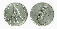 pci3644) Italia Repubblica in Italma - 2 lire 1950 Spiga