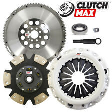 CM STAGE 3 HD CLUTCH KIT & CHROMOLY FLYWHEEL FOR 03-06 NISSAN 350Z INFINITI G35