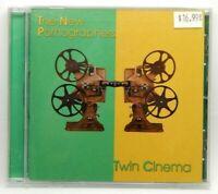 The New Pornographers: Twin Cinema ~ NEW CD (Aug-2005, Matador (USA))