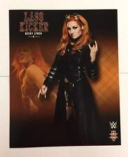 Becky Lynch WWE 8x10 Photo Womens Champion Wrestlemania NXT Takeover Alexa Bliss