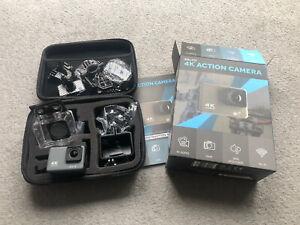 Balco 4K Action Camera - Like A GoPro