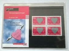 "Nederland PTT postzegelmapje 164 ""Verrassingspostzegel"" 1997"