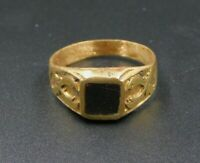 Rare Extremely Ancient Bronze Ring Viking Artifact Bronze Ring Authentic Amazing