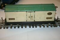 LIONEL PREWAR 814R REEFER IN GOOD ORIGINAL CONDITION.