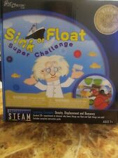Great Explorations Sink or Float. University Games. Shipping Included