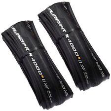 Continental Grand Prix 4000 S II Cycling Tires (Pair) (Black / 700x23C)